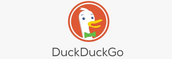 Vyhledávač DuckDuckGo.